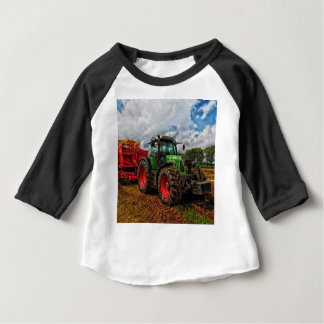 tracteur t-shirt pour bébé