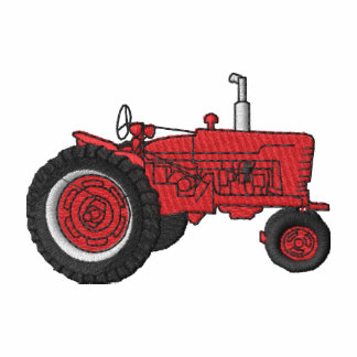 Tracteur Polo Avec Broderie