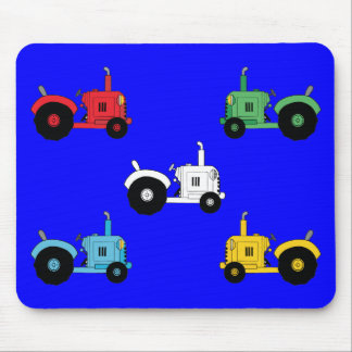Tracteurs Tapis De Souris