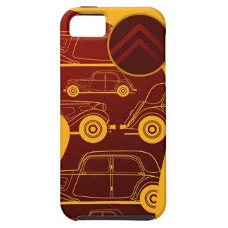 Traction Avant de Citroen je téléphone le cas Coques iPhone 5 Case-Mate