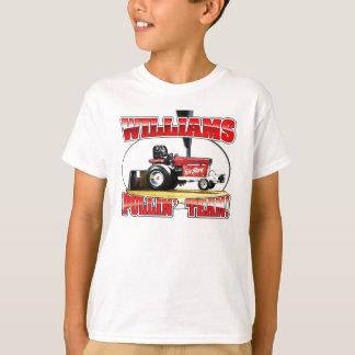 Traction de tracteur t-shirt