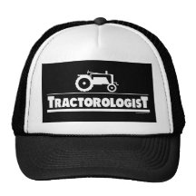 Tractorologist - tracteur casquettes de camionneur