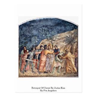 Trahison du Christ par baiser de judas par ATF Carte Postale