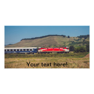 Train Cartes Avec Photo