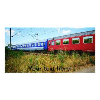 Train Modèle Pour Photocarte
