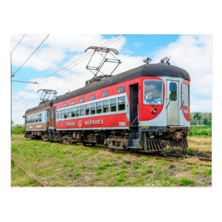 Train de Hershey, Cuba Carte Postale