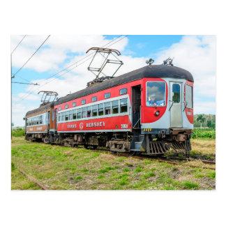 Train de Hershey, Cuba Cartes Postales