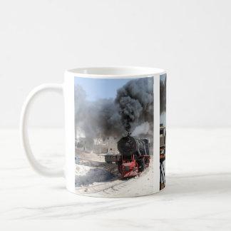 Train de vapeur de Hejaz Mug