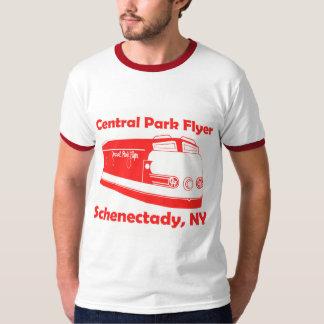Train d'insecte de Central Park de T-shirt de