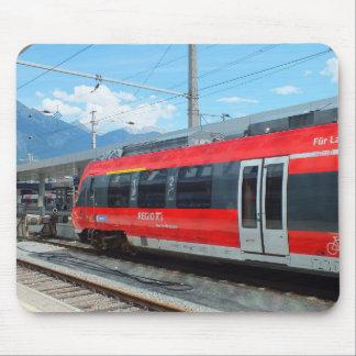 Train Tapis De Souris