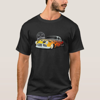 Traîneau d'avance - fabriqué en Amérique T-shirt