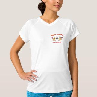 Traînée escroc d'Atlanta de coureurs T-shirt