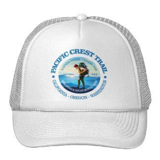 Traînée Pacifique de crête (randonneur C) Casquettes