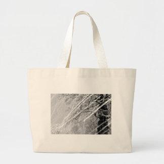 traînées de neige sacs en toile