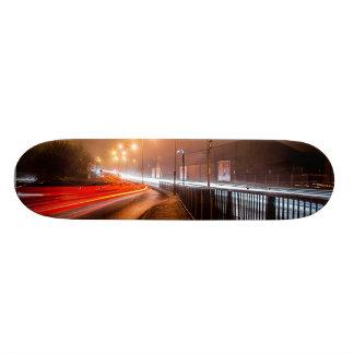 traînées légères de rue skateboards personnalisables
