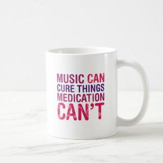 Traitement de musique mug