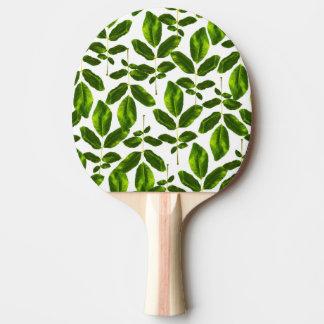 Traitement naturel raquette tennis de table