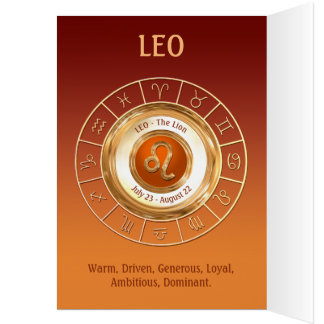 Traits de personnalité de signe de zodiaque de cartes