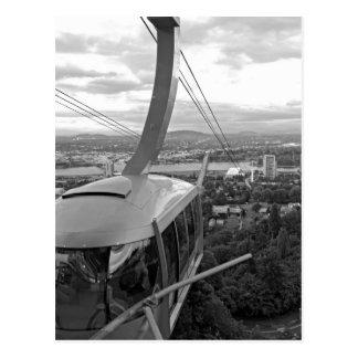 Tram d'antenne de Portland Cartes Postales