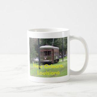 Tramway de la Nouvelle-Orléans Mug