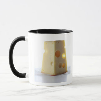 Tranche de fromage de Jarlsberg Mug