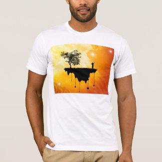 Tranche de la terre t-shirt