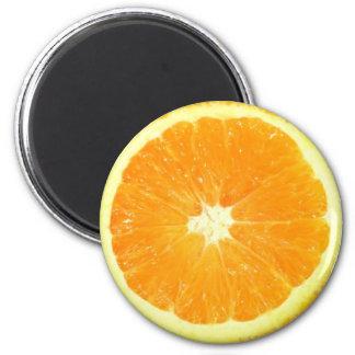 Tranche orange aimant