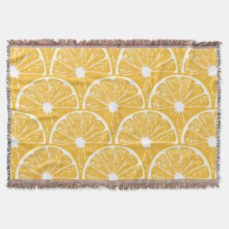 Tranches oranges, conception de motif de fruit couverture