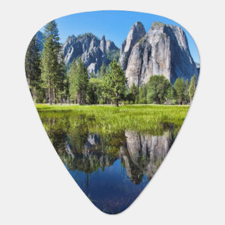 Tranquilité dans Yosemite Onglet De Guitare