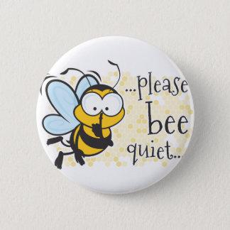 Tranquillité d'abeille pin's