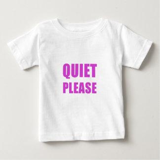 Tranquillité svp t-shirt pour bébé