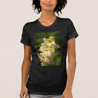 Transitoire jaune de fleur de glaïeul t-shirt