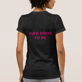 TRANSPIRATION POUR LE MARIAGE T-SHIRTS