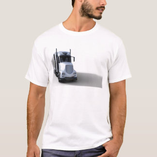 Transport de camion de cargaison t-shirt