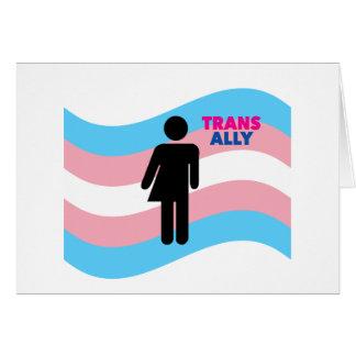 Transsexuel Carte De Vœux