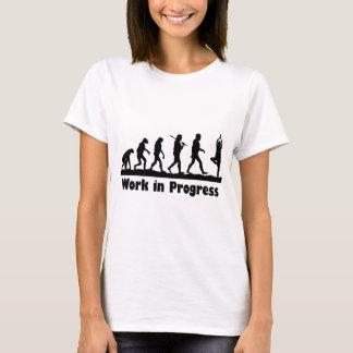Travail en cours (yoga) t-shirt
