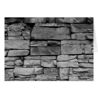 Travail/Noir en pierre, carte