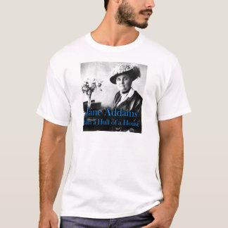 Travail social : Jane Addams a couru une coque T-shirt