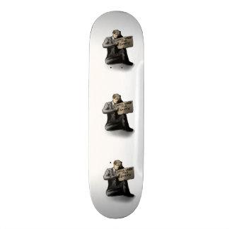 Travaillera pour la planche à roulettes de cru de skateboards customisés