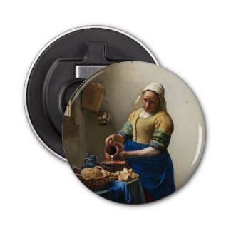 Trayeuse Johannes Vermeer Ouvre-bouteilles