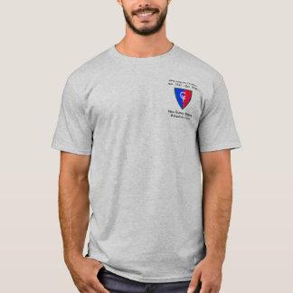 trente-huitième 2ÈME GUERRE MONDIALE de Division T-shirt