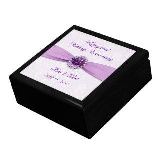 Trente-troisième boîte-cadeau d'anniversaire de boîte à souvenirs