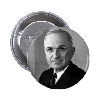 Trente-troisième président de Harry S. Truman Badge