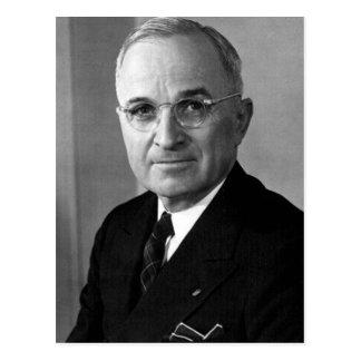 Trente-troisième président de Harry S. Truman Carte Postale