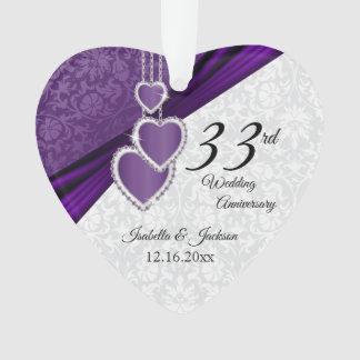 trente-troisième Souvenir d'anniversaire de