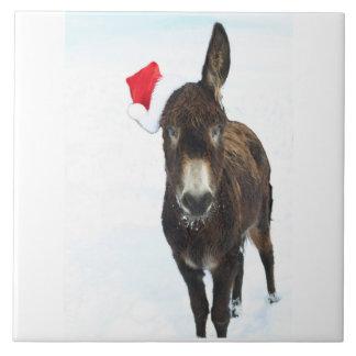 Trépied d'âne de Père Noël Grand Carreau Carré