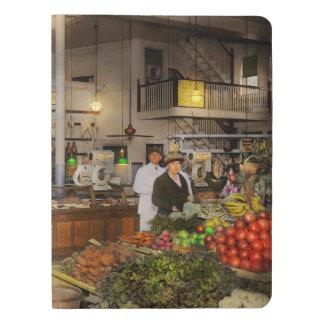 Très Grand Carnet Moleskine Épicerie - boucher - vente sur le porc aujourd'hui