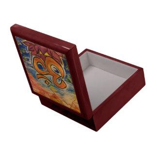 Trésor d'art de LuckyPen Boîte À Souvenirs