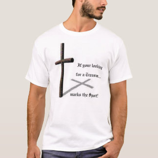 Trésor de T-shirt du Christ