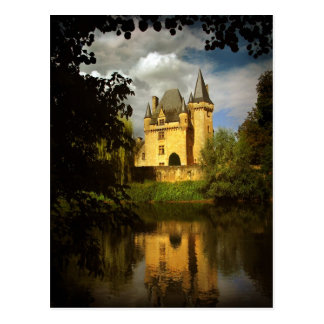 Trésor français (Chteau de Clrans, Prigord) Carte Postale